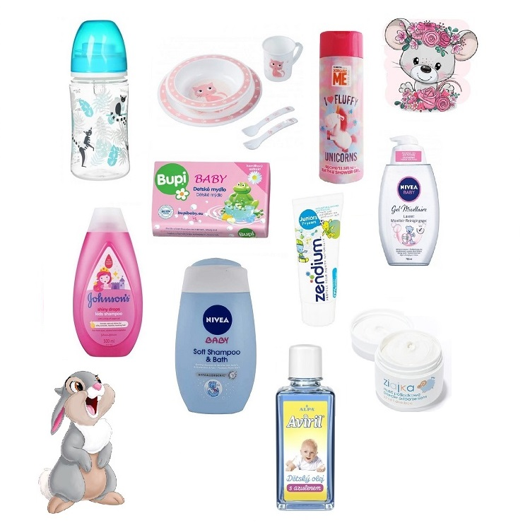Detská kozmetika